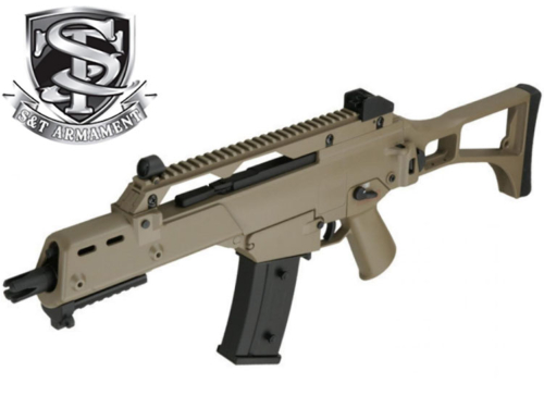 Réplique Airsoft S&T Armament G316 tan