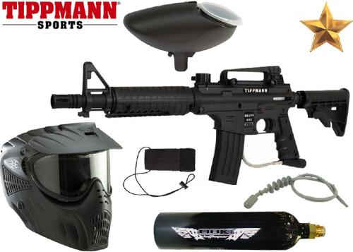 Pack Tippmann US Army Bravo One Tactical Elite Co2