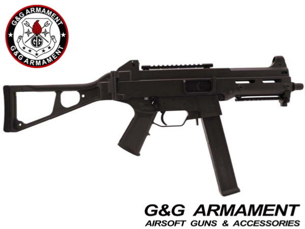 Réplique Airsoft G&G Armament Mod UMG black