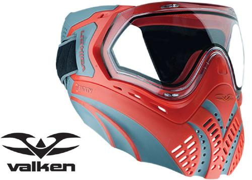 Valken Identity - red grey
